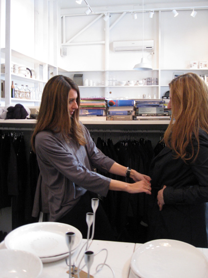 סטיילינג לחנויות אופנה
